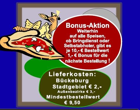 Bonus-Aktion