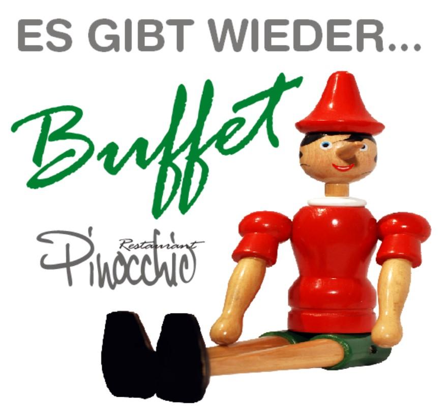AB 15.Juli wieder Buffet Angebote!